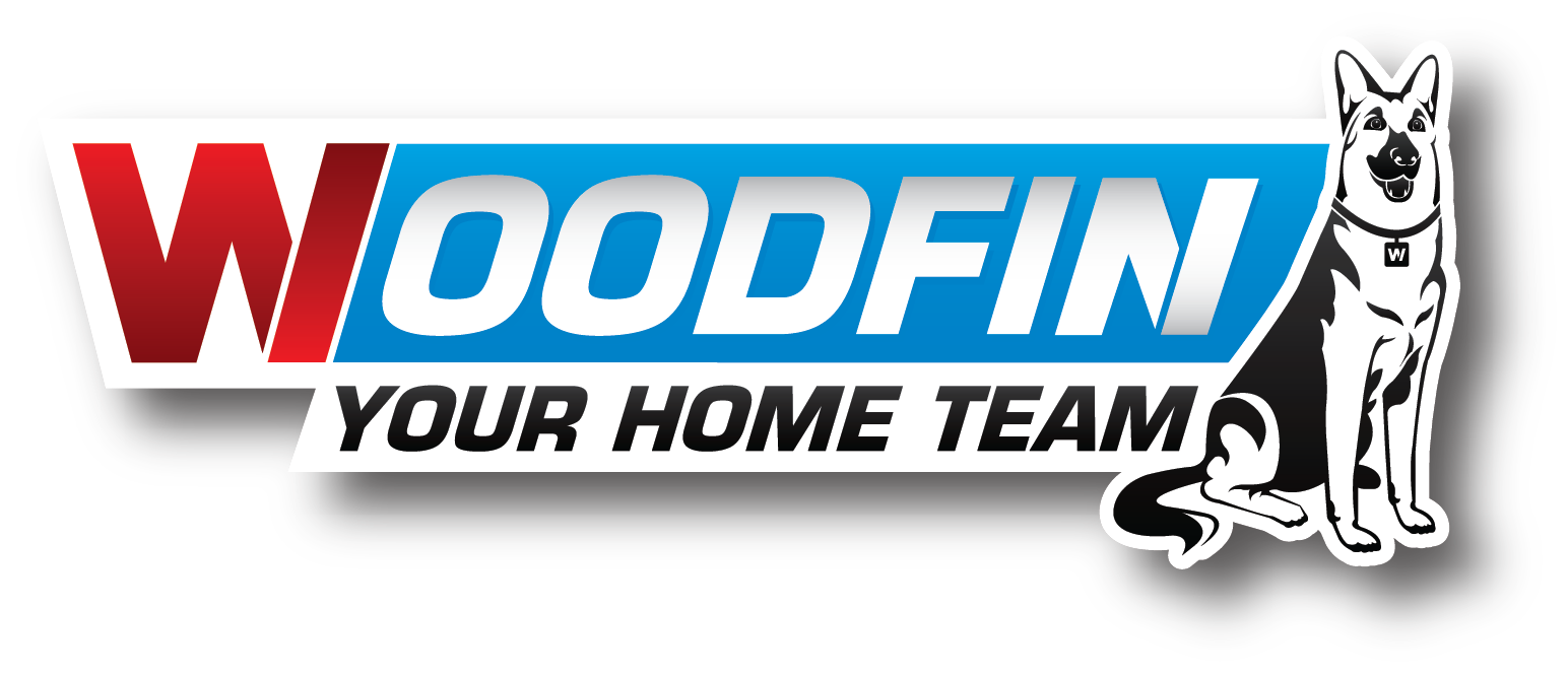 Woodfin - Your Home Team logo