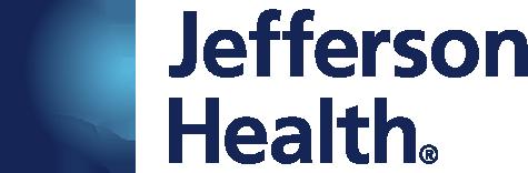 Jefferson Health New Jersey logo