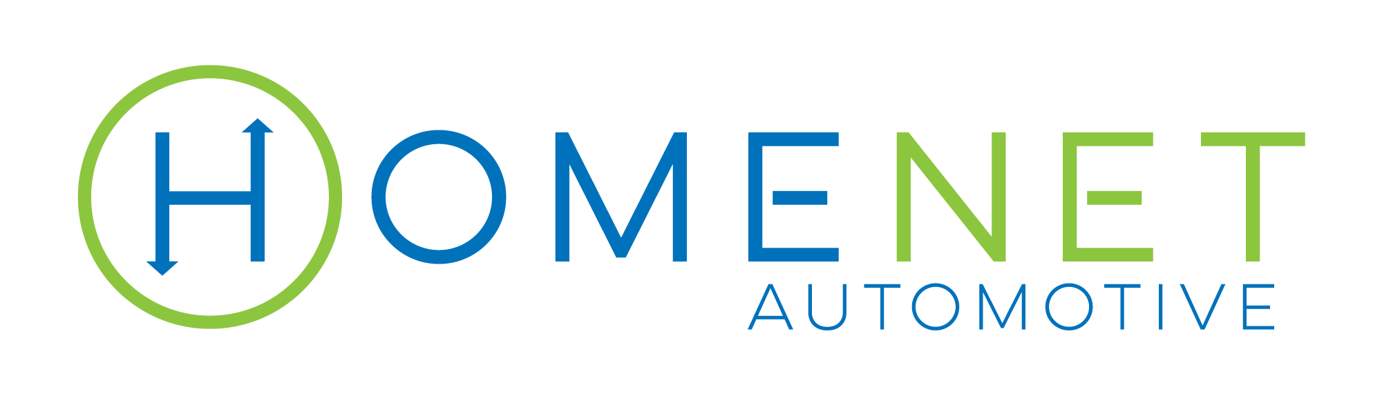 HomeNet Automotive Company Logo