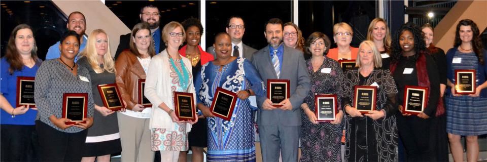 Pressley Ridge 2018 Employees of the Year