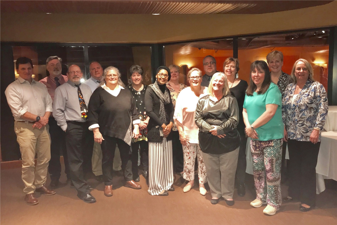 Pressley Ridge celebrates 30+ year Employees