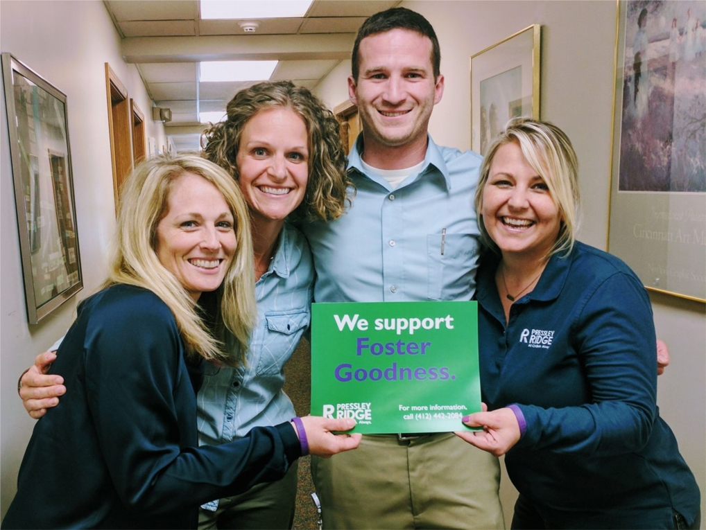 Supporting Foster Parent recruitment