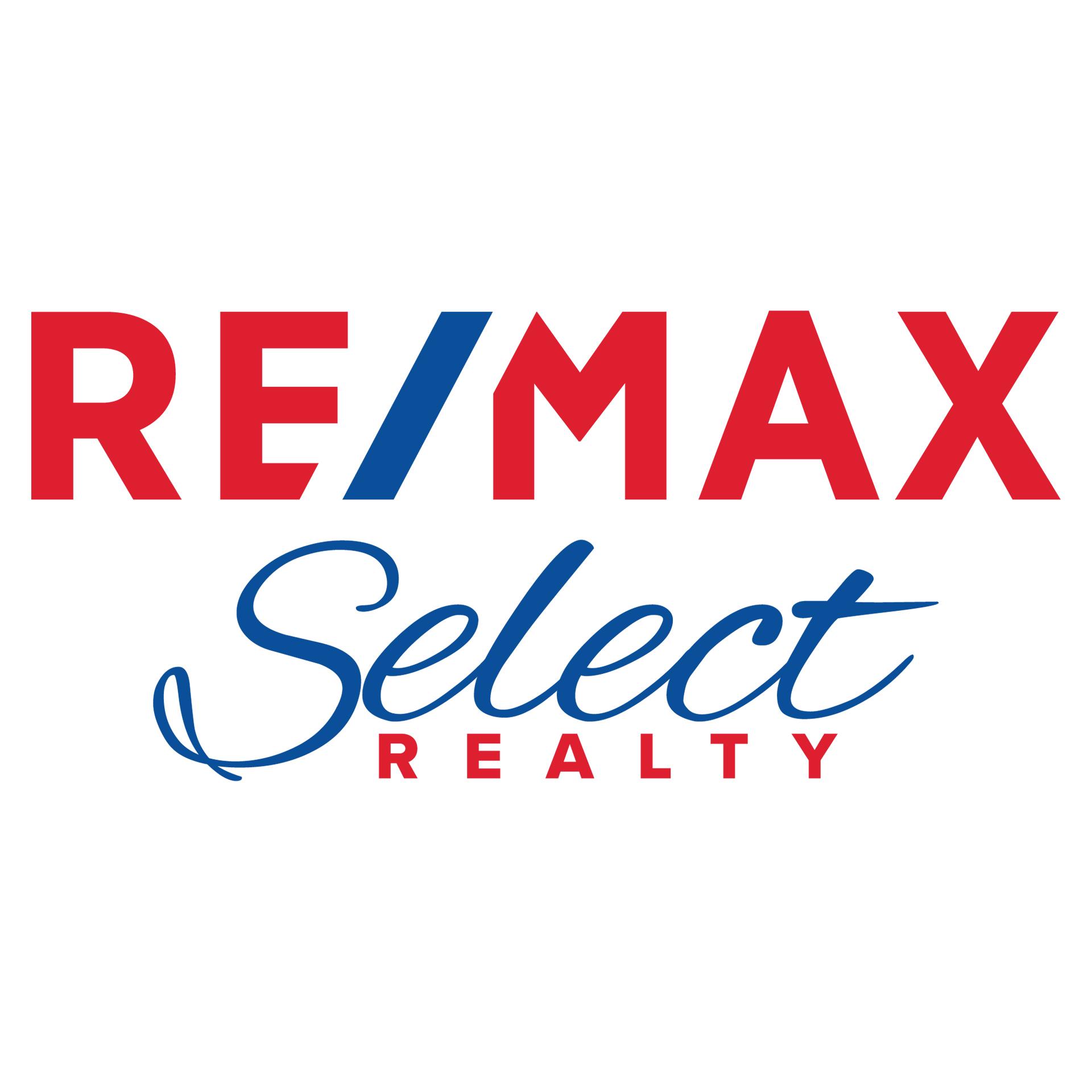 RE/MAX Select Realty logo