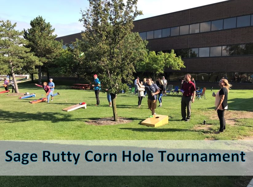 Our first Corn Hole Tournament featuring competition & food trucks was a great success!
