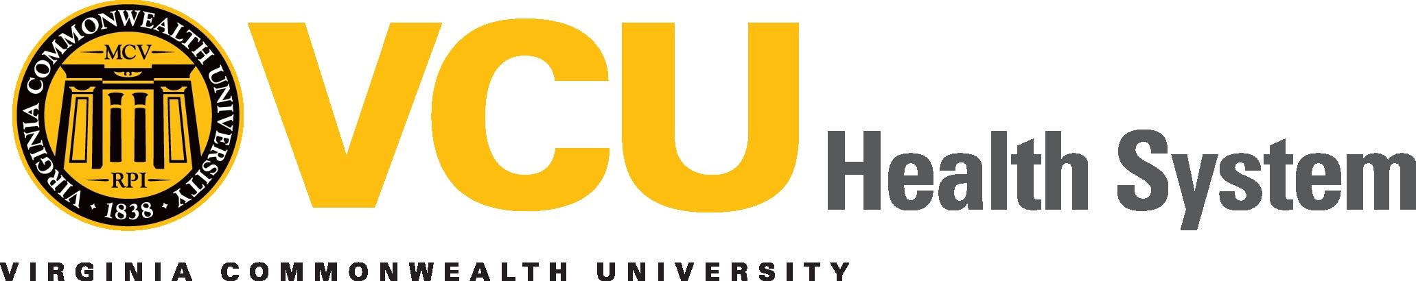 VCU Health System logo