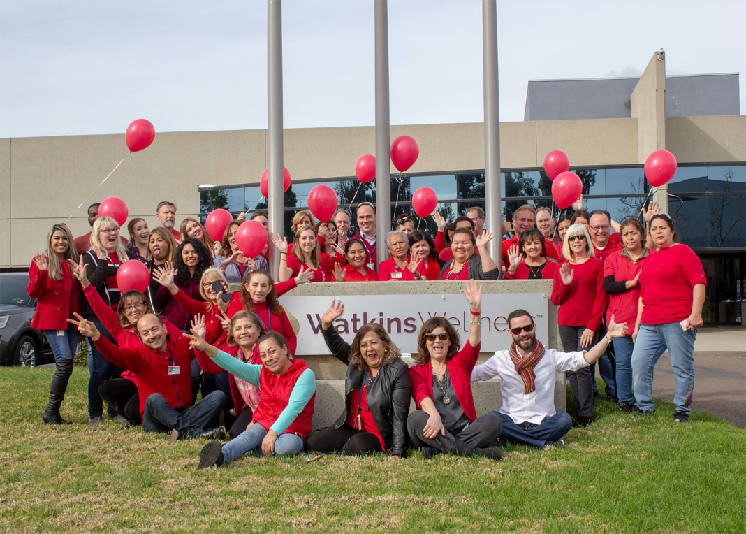 Wear Red for Heart Health Day