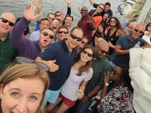 Annual Sailing Trip in Annapolis