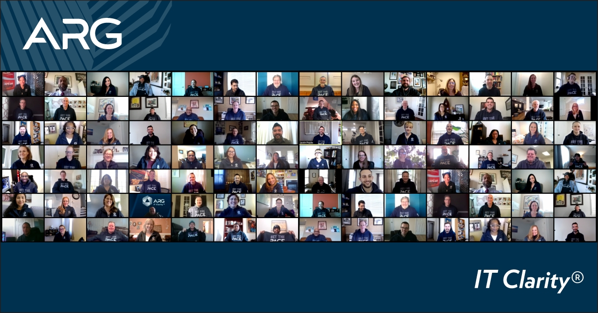 2021 Virtual All-Staff Kick Off Event