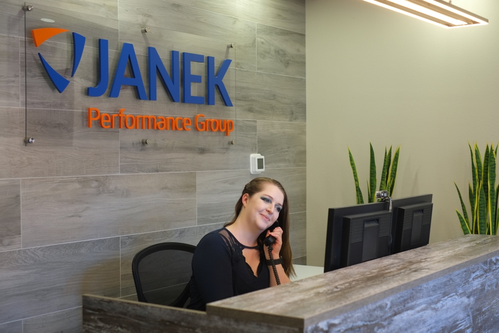 Welcome to Janek