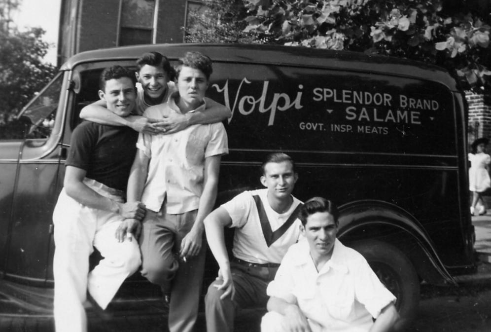 Mr.Armando & Volpi car.jpg