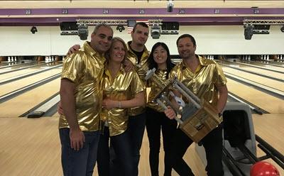 Bowling Champions (2019)!
