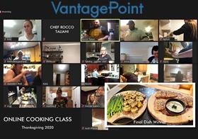 Thanksgiving Online Cooking Class