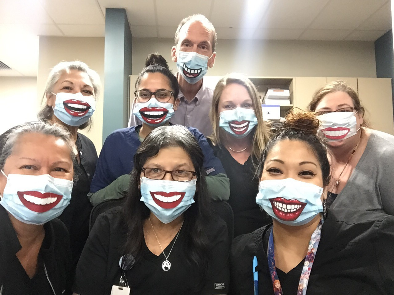 Premise Health team members staying safe while providing high-quality care for our members during a pandemic