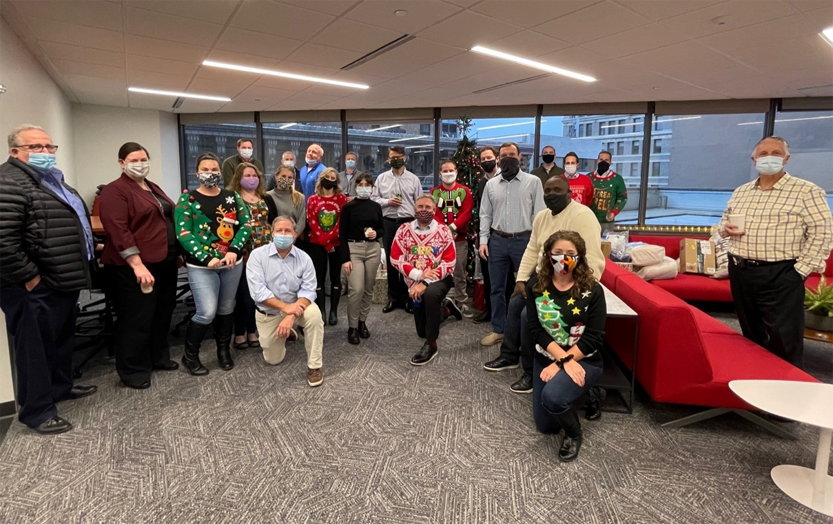 Office Photo for Holiday Happy Hour
