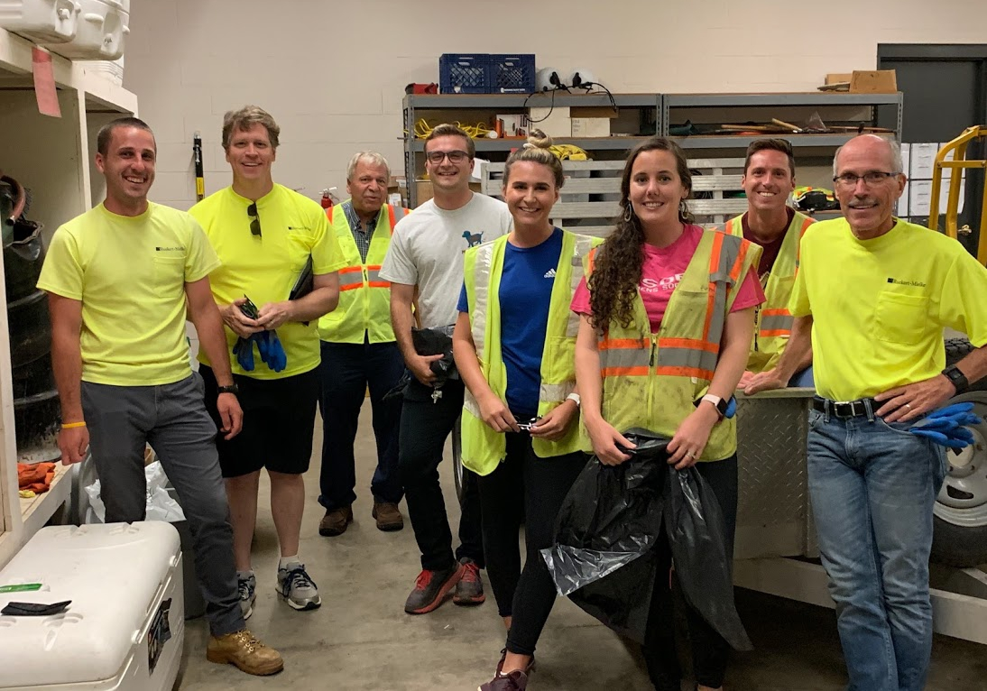 Adopt-a-Highway Cleanup