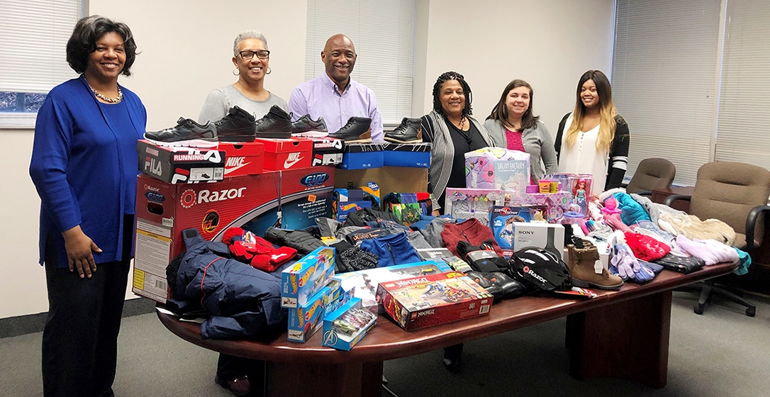 ENSCO – Giving back to our communities