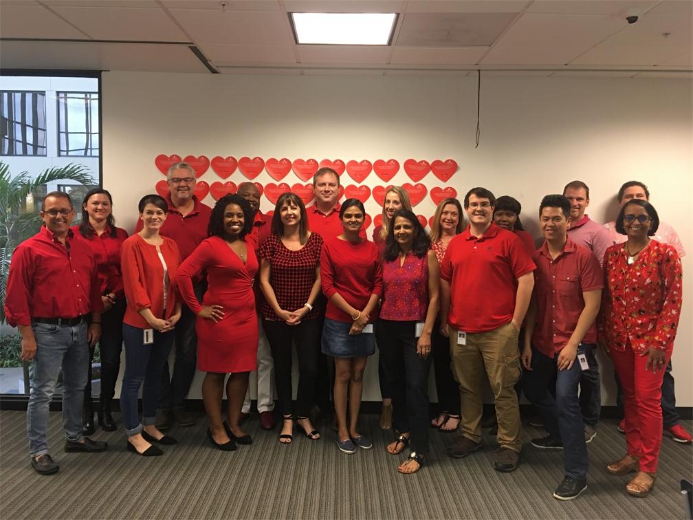 Wear Red Group 2.JPG