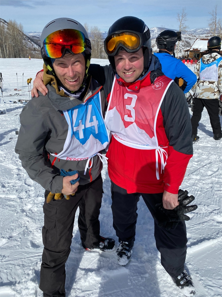 Brightspot believes in the power of inclusion. Every January, Brightspot employees team up Special Olympics athletes to compete in a Unified Snowboarding and Skiing competition in Aspen, Colorado.