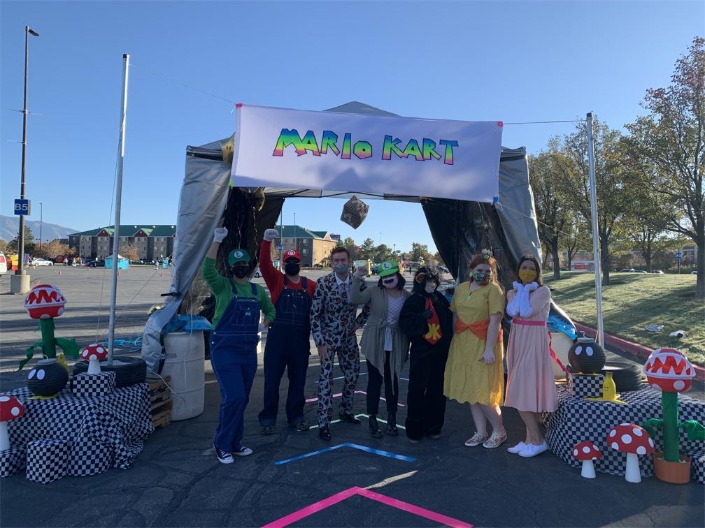 Make-A-Wish Utah volunteer event