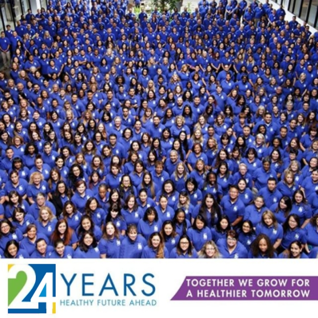 IEHP celebrated 24 years of serving the Inland Empire in September 2020.