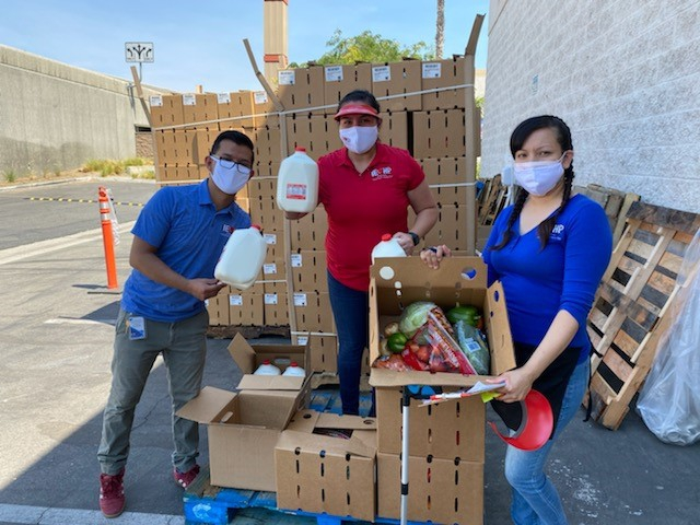 IEHP has worked with more than 60 community partners to distribute more than $1.5 million in food and groceries to Inland Empire residents in 2020.