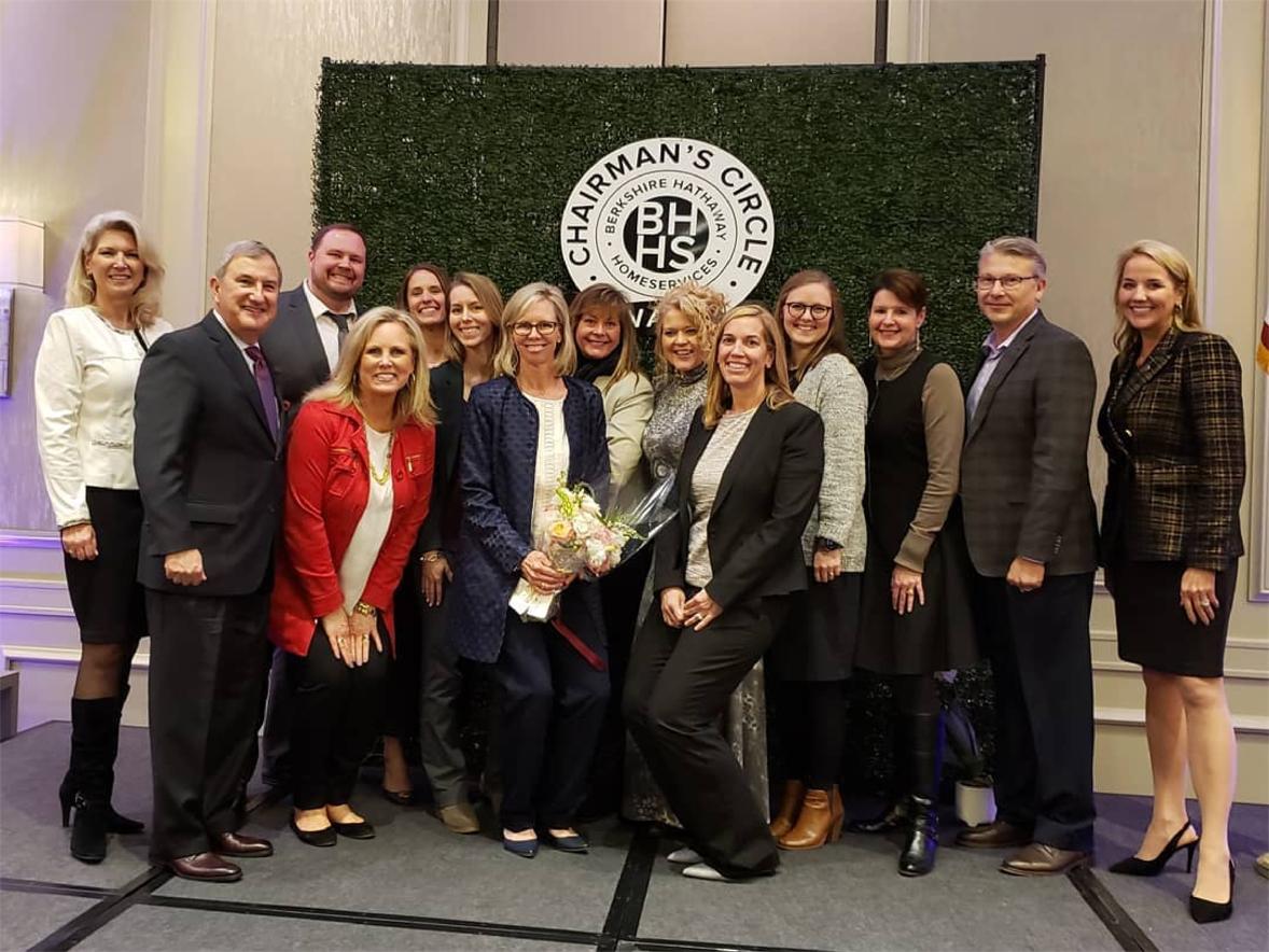 2020 Chairman's Circle Awards Event honoring elite agents at the Grand Hyatt, Atlanta.