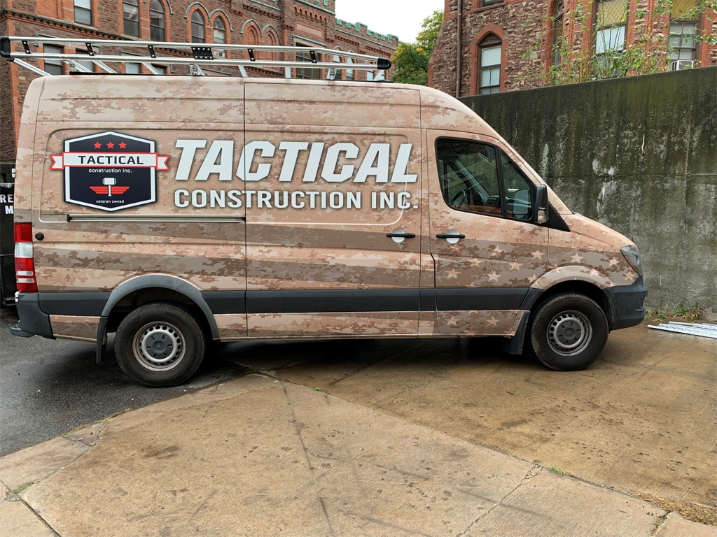 Have you seen our vehicles around town?