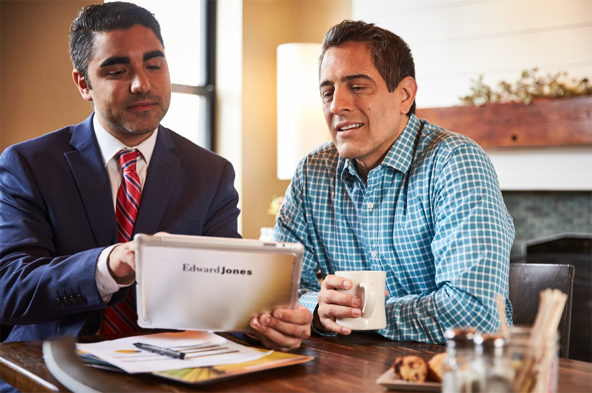 Financial advisors build relationships with clients to understand their needs and help them reach their goals.