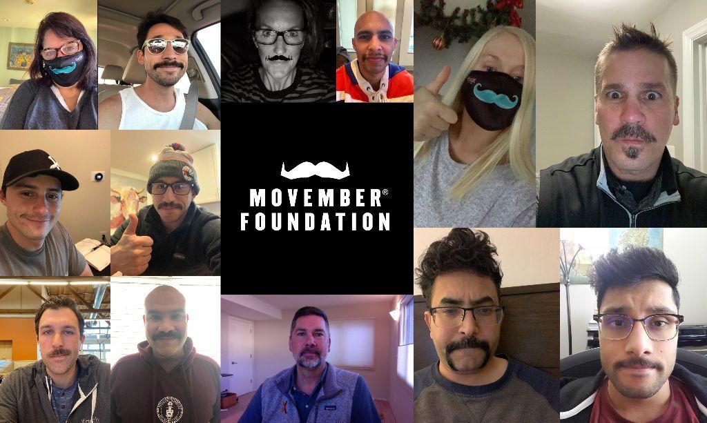 Representing Movember