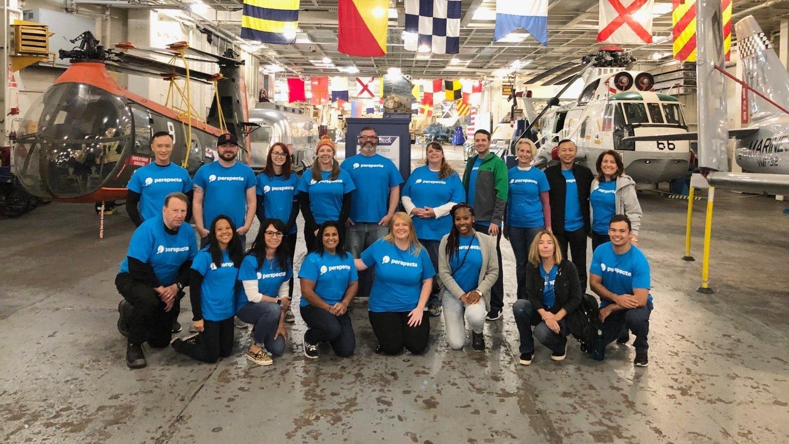 RDe Volunteers at USS Hornet Museum.jpg