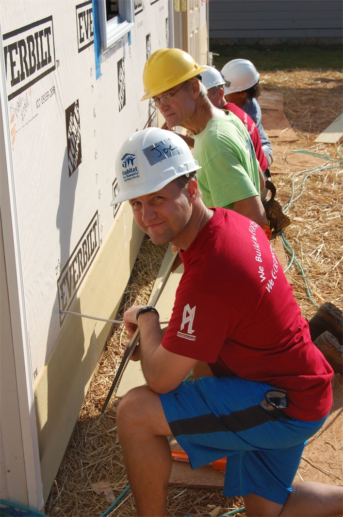 Moore Colson supports Habitat for Humanity