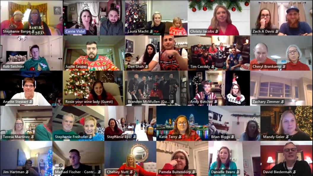 Virtual Holiday Gathering