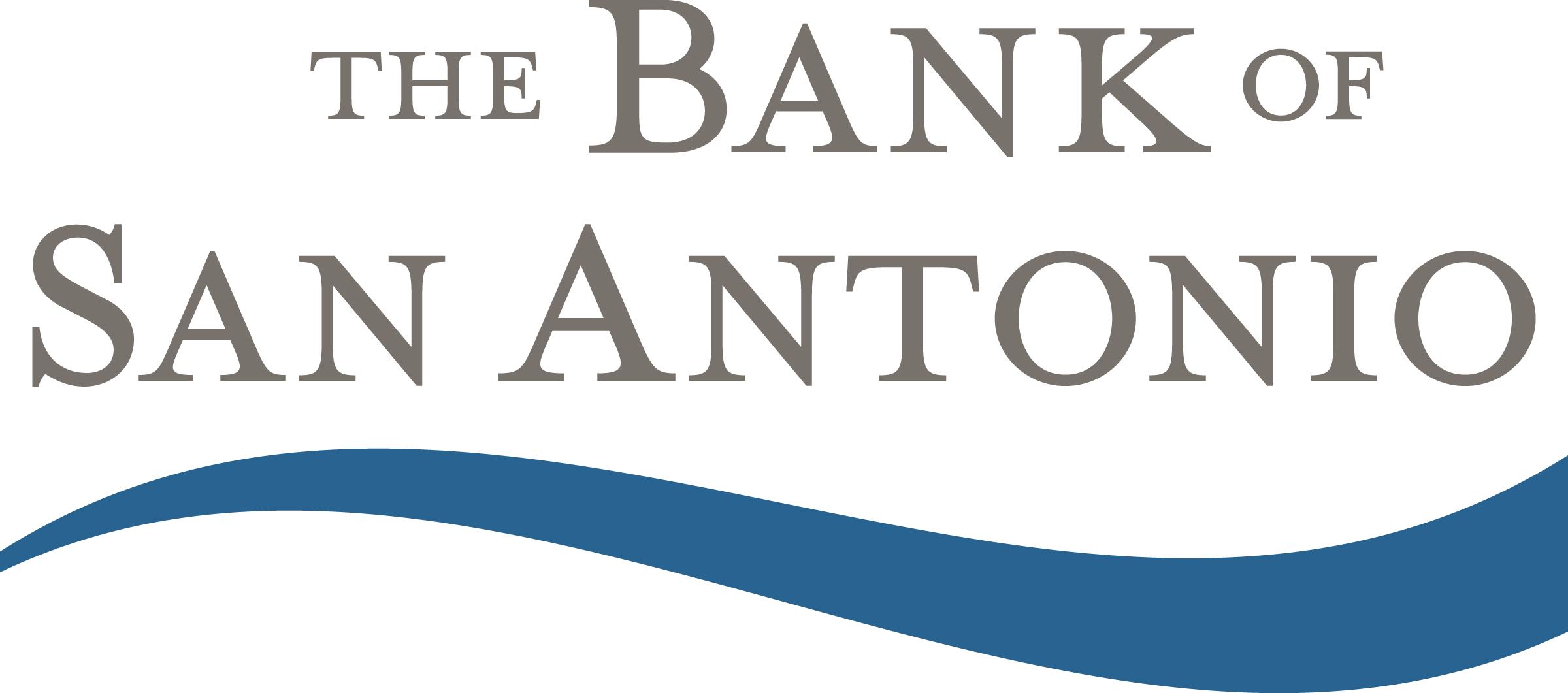 The Bank of San Antonio Company Logo