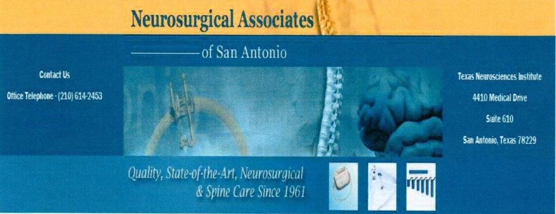 Neurosurgical Associates of San Antonio, P.A. logo