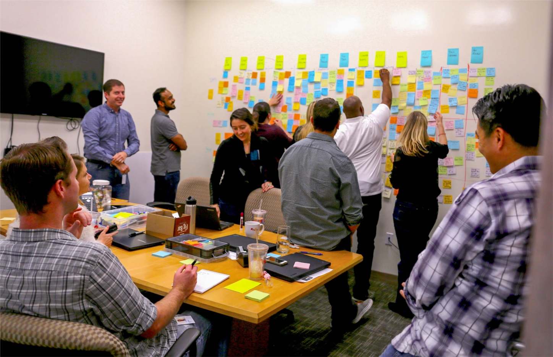 Renovate America's collaborative environment