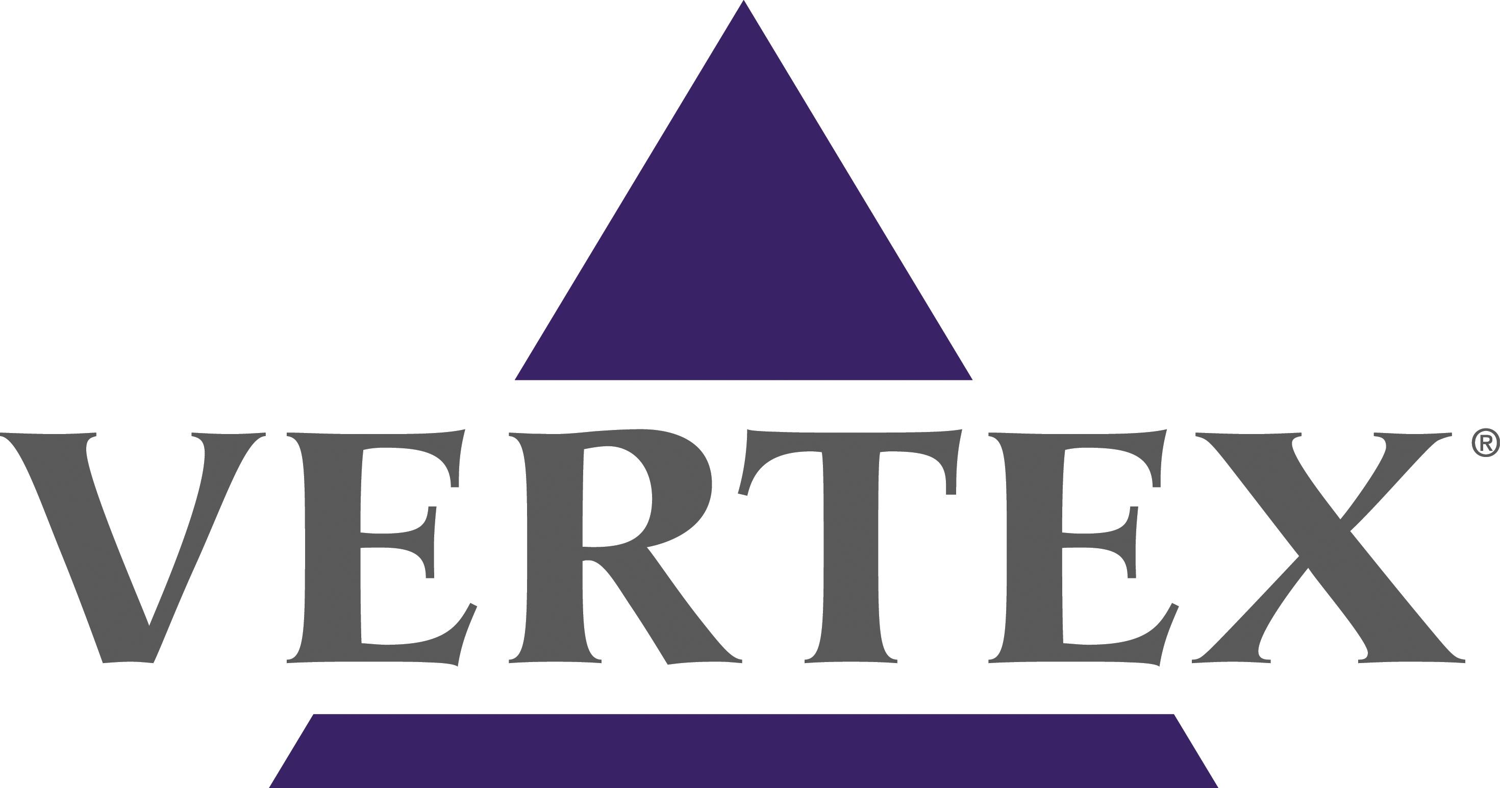 Vertex Pharmaceuticals logo