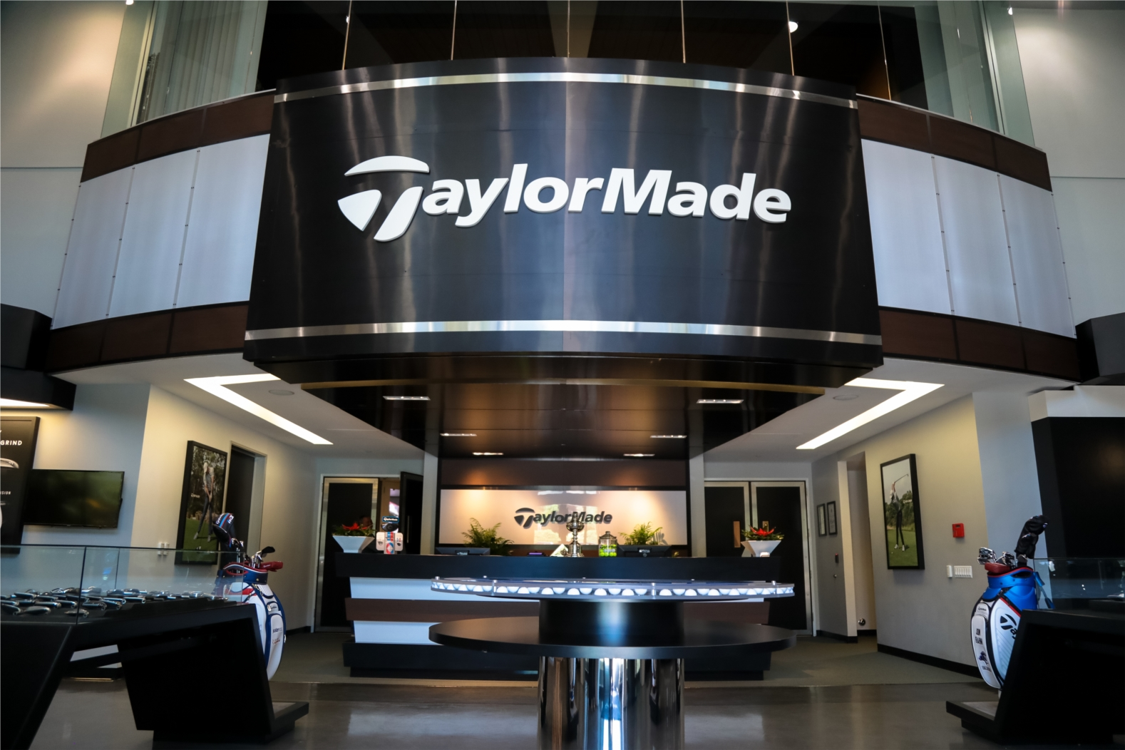 TaylorMade Golf Company Global Headquarters in Carlsbad.