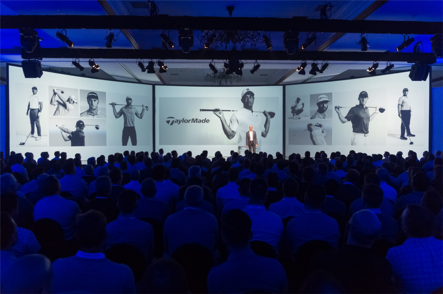 TaylorMade All-Employee Launch Event