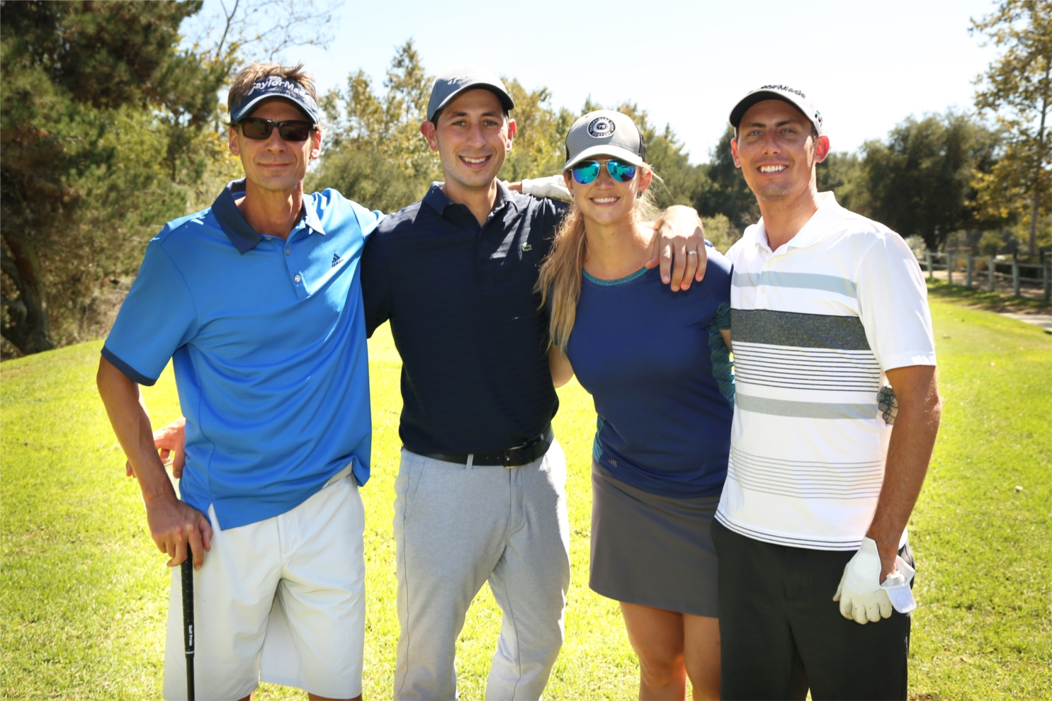 We love golf! Employee Classic Golf Tournament