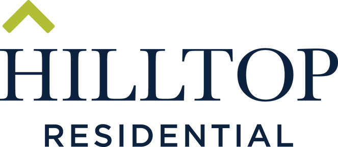 Hilltop Residential Company Logo