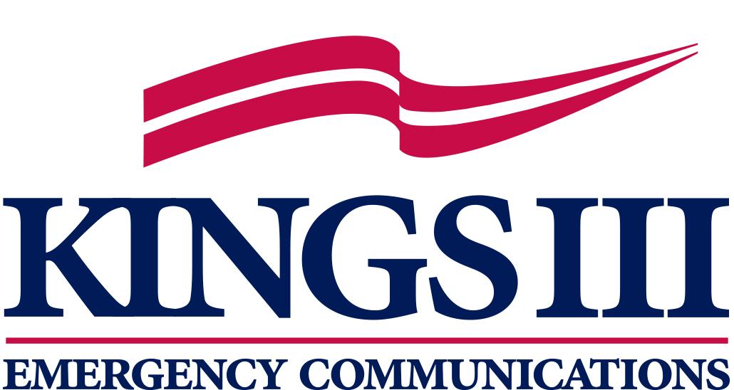 Kings III Emergency Communications logo