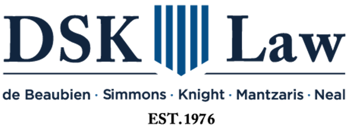 DSK Law logo
