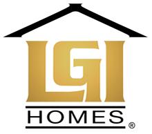 LGI Homes logo