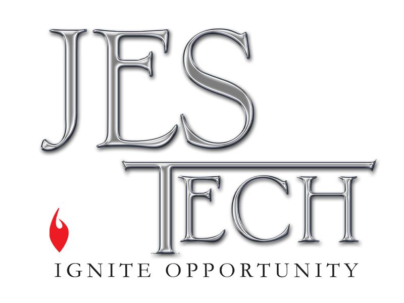 JES Tech logo