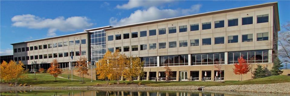 ProQuest headquarters in Ann Arbor