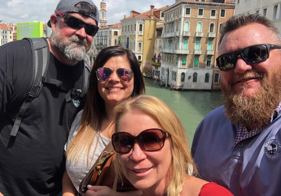 Employee of the Year trip to Italy