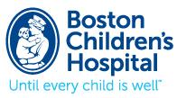 Boston Children's Hospital Company Logo