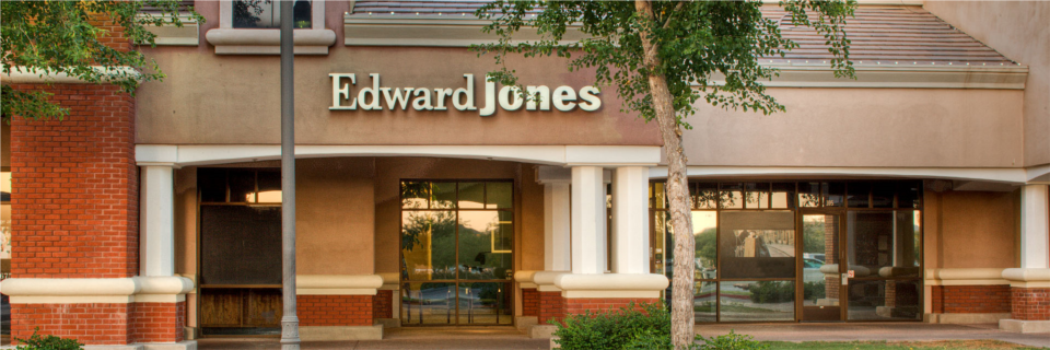 There are 283 individual Edward Jones branches in the Houston metro area, each providing personal service within the community.