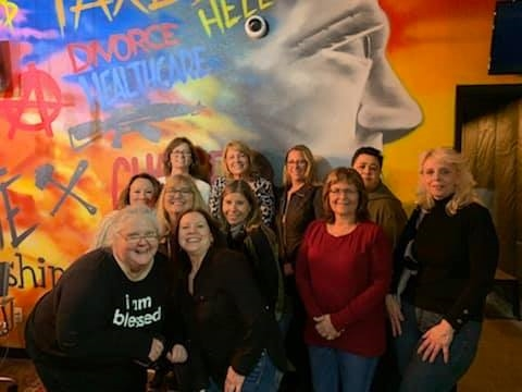 RSMC's 2020 Underwriting Conference wasn't complete without a fun team-building activity!