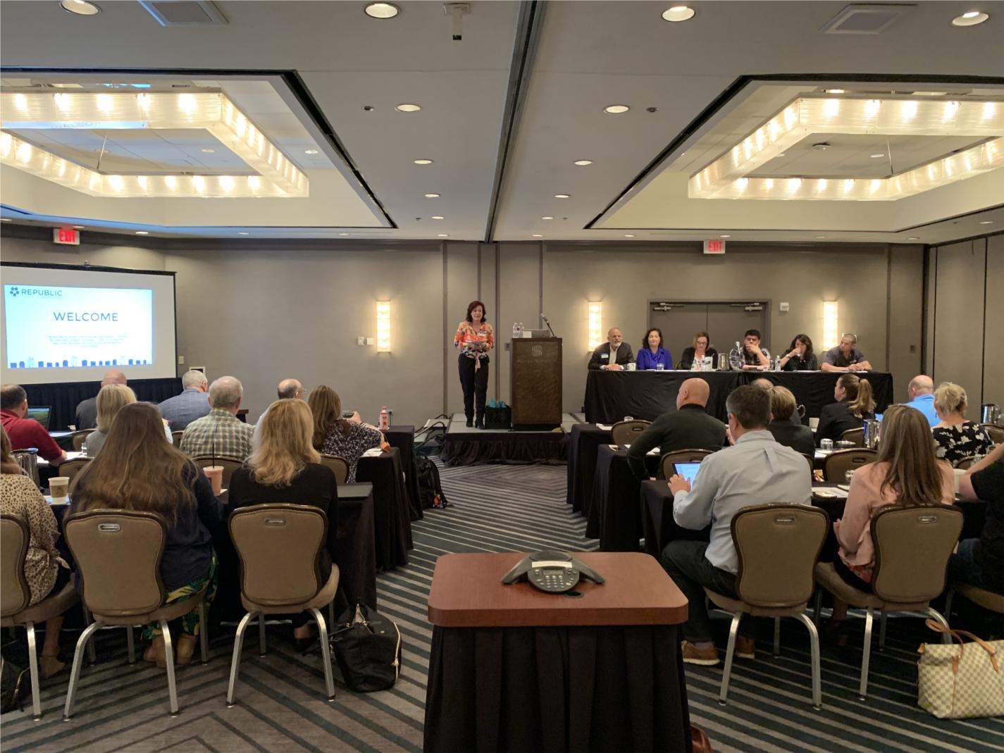 RSMC's 2020 Loan Officer Bootcamp in Houston, TX.
